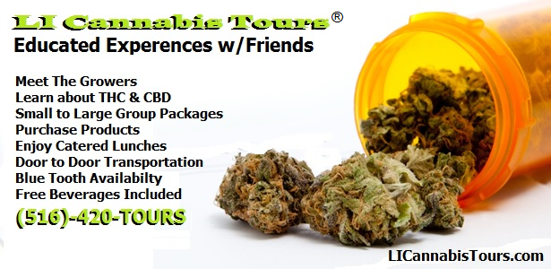 LI Cannabis Tours in Long Island New York