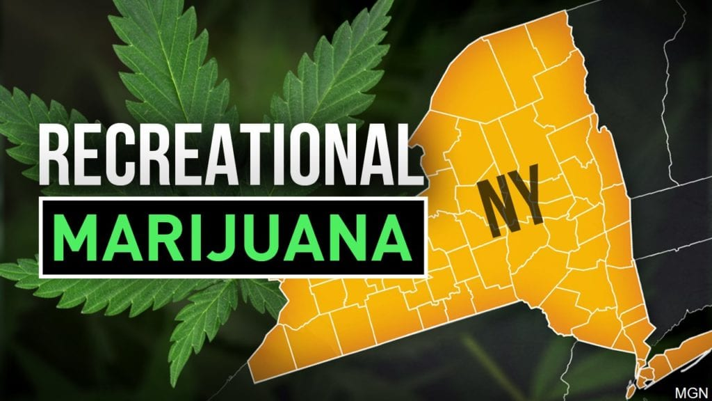 Legalizing Marijuana in NY